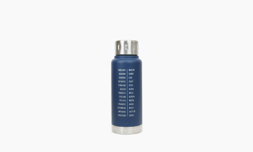아이졸라(IZOLA) WaterVandEau Bottle  10oz (300ml)