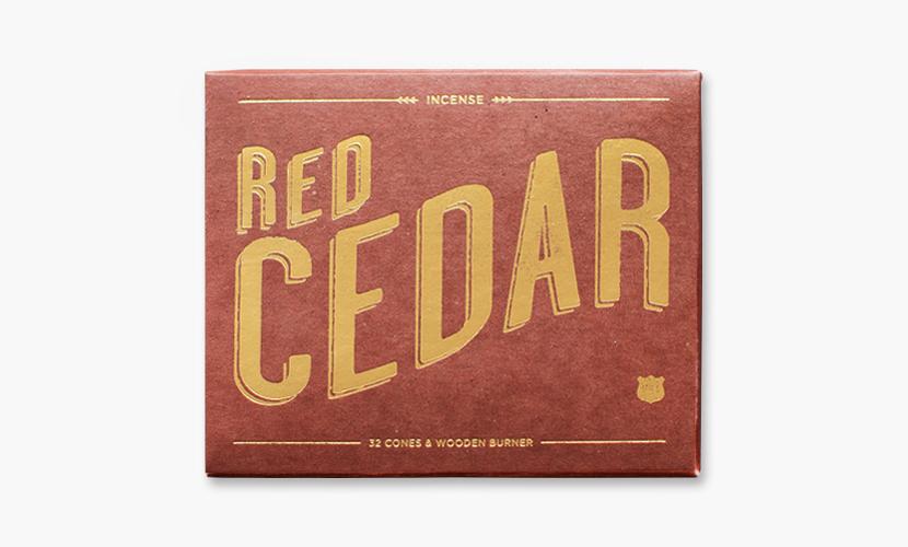 아이졸라(IZOLA) Red Cedar Incense
